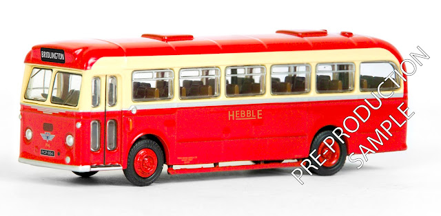 EXCLUSIVE FIRST EDITIONS 24331 - 30' BET Bus - Hebble