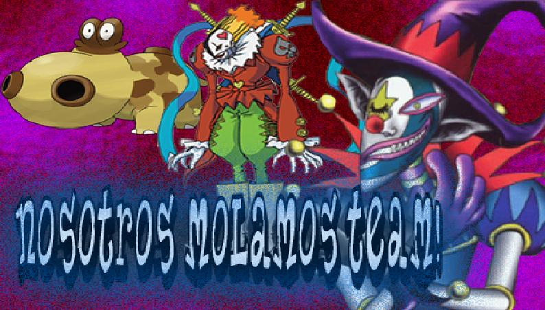 Nosotros Molamos Team