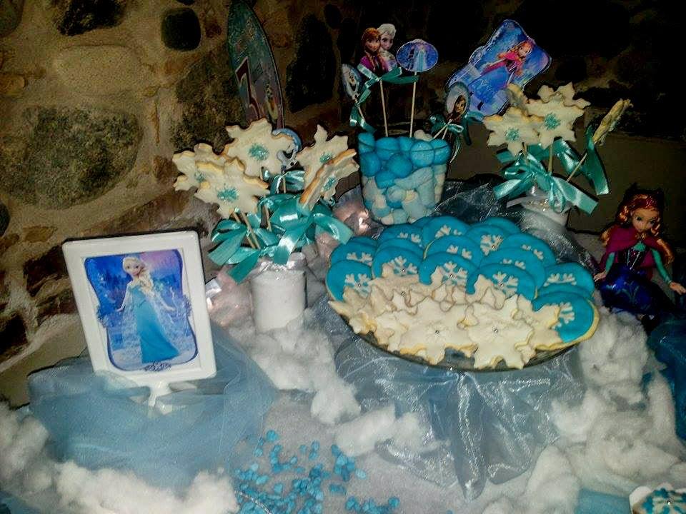 Addobbi Per Feste Di Compleanno Frozen Fai Da Te Frozen Party Di