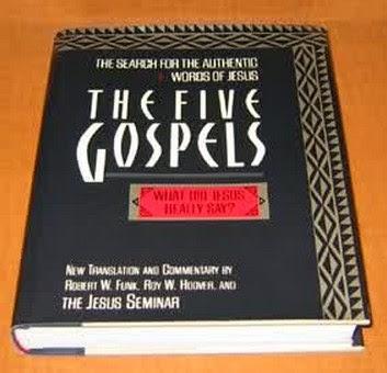 bukti kepalsuan injil yohanes