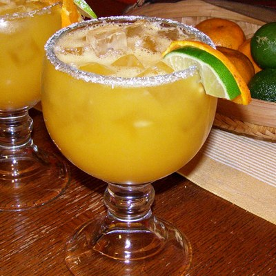 Tangerine Margarita Recipe