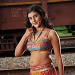 Spicy Kausha Hot Dancing Stills in Short Skirt Gallery