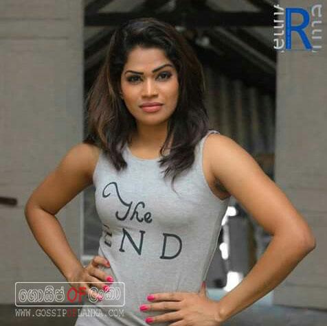 "Mahinda Rajapaksa's New Personal Assistant Ayesha Madushani - ""File Akka"""