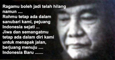 Info Blog, Semangat Sukarno