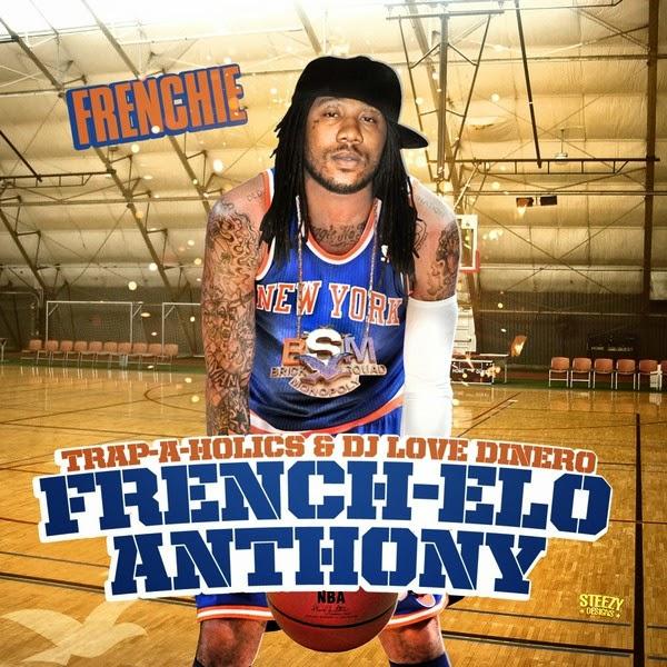 Frenchie - Bricksquad Cokeboys (feat. Chinx Drugz) - Single  Cover