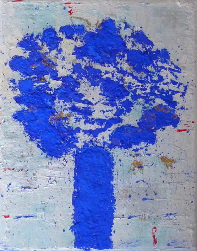 Bleu espoir