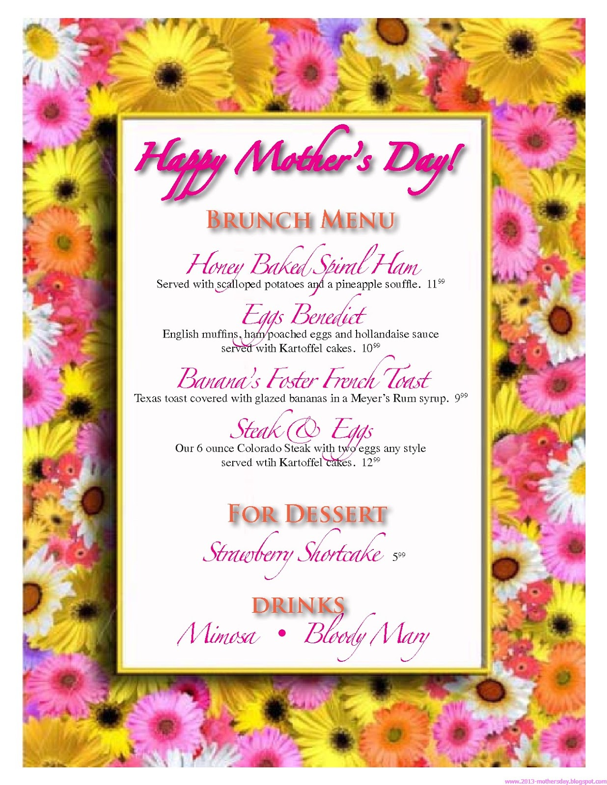 Wallpaper Free Download Happy Mothers Day Message