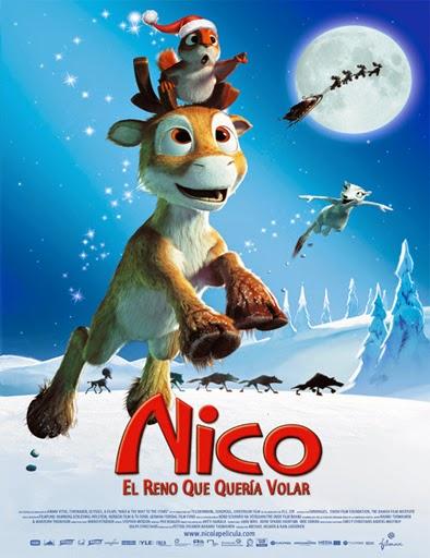 Niko, el reno que quería volar Película Online