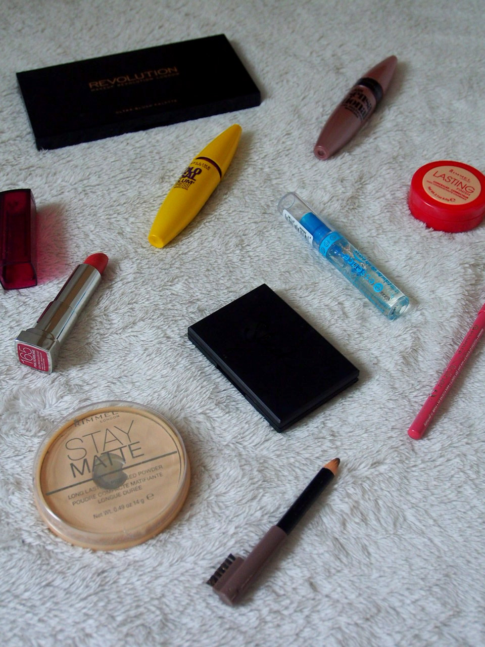 My Current Makeup Routine.