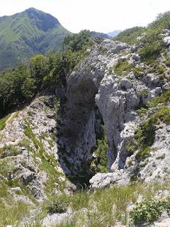 Arco di Monte Forato