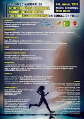 Congreso de EF  Úbeda 2015