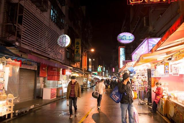 淡水老街 Tamshui Old Street