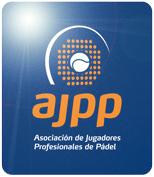 Logo Asociación de Jugadores Profesionales de Pádel (AJPP)