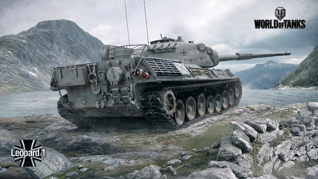 leopard 1 world of tanks wallpapers HD