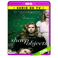 Sharp Objects Temporada 1 Completa WEB-DL 720p Audio Dual Latino-Ingles