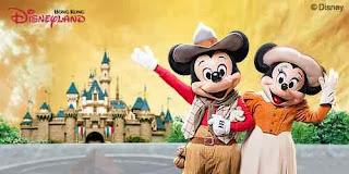 Kenangan Ajaib di Hong Kong Disneyland