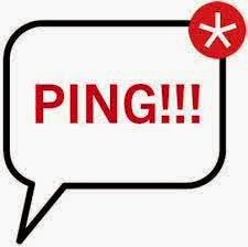 Beberapa Fungsi PING di Blackberry Messengger