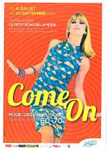 Actu expos / Come On - Mode, design, musique dans les années 60-70