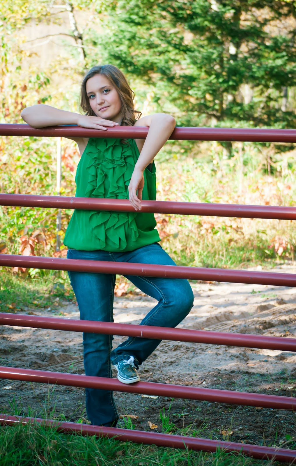 Jennifer Jo Photography: Jackie: Northwoods Senior Class ...