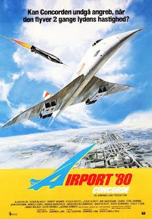 Aeropuerto '79: El Concorde / Aeropuerto 80 / Aeropuerto 1980 Poster