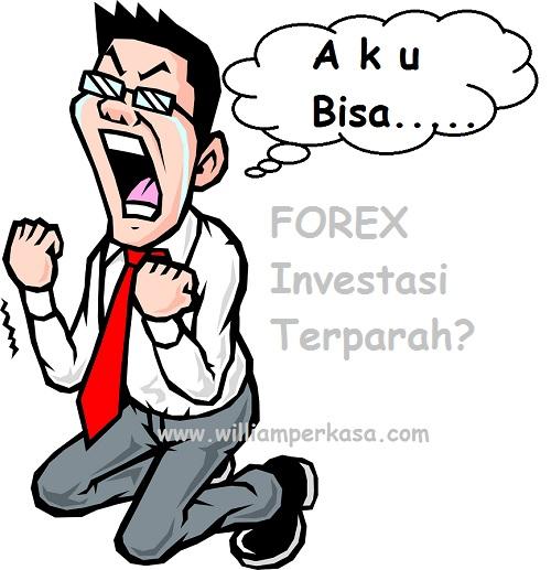 Investasi forex terparah