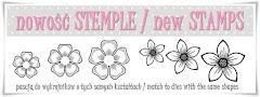 NOWE STEMPLE / NEW STAPMS