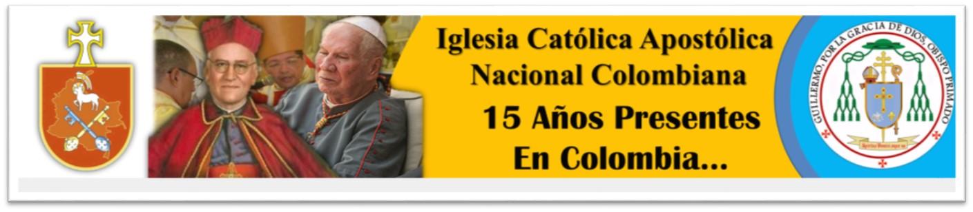 Iglesia Católica Apostólica Nacional Colombiana