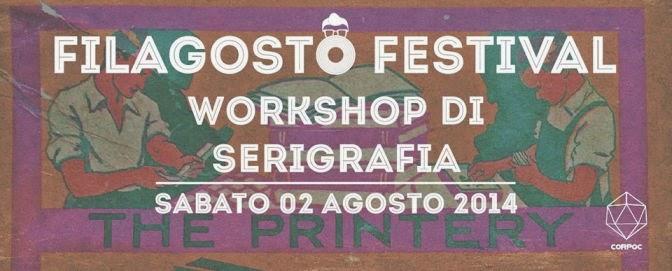 musica indipendente: concerti gratuiti e workshop per il Filagosto Festival