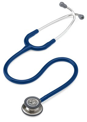 3M™ Littmann® Classic III™ Stethoscope, Navy Blue, 5622