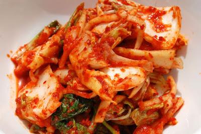 Resep Membuat Makanan Kimchi Khas Korea