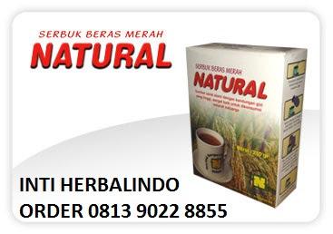 """""""serbuk-beras-merah-natural-sbmn-makanan-berserat-tinggi-minuman-sehat-alami-natural-nusantara-nasa-diet-alami-pelangsing-melancarkan-pencernaan-mencegah-selulit-susah-buang-air-besar"""""""