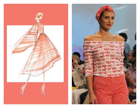 colores primavera verano 2016 pantone moda mujer peach echo