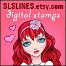 SLS Lines Digital STamps