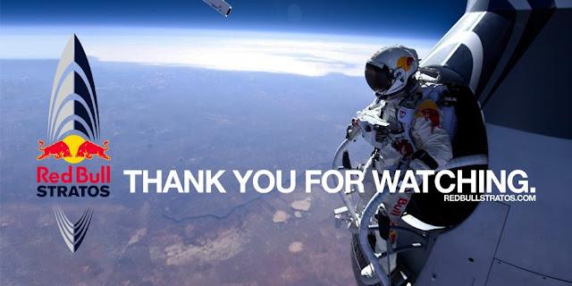 passion for luxury felix baumgartner stratosphere jump