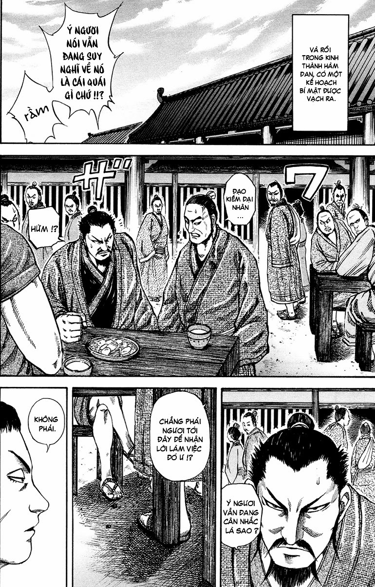 Kingdom - Vương Giả Thiên Hạ Chapter 75 page 14 - IZTruyenTranh.com