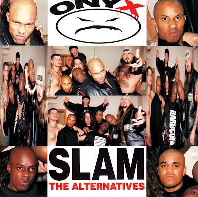 Onyx - Slam (The Alternatives)-CDM-1993