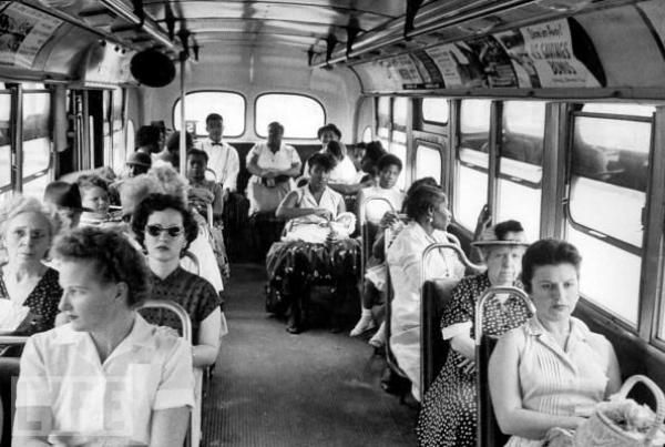 Only for white photos of public transport 39 s racism in for Black and white only