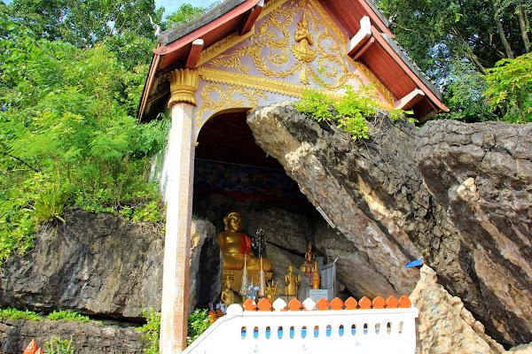 Monte Phousi (Luang Prabang, Laos)