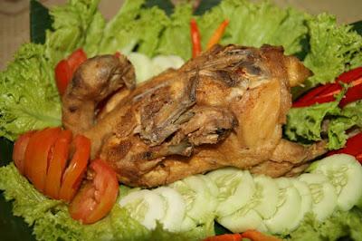 Resep Ayam Kampung Ingkung Utuh Empuk