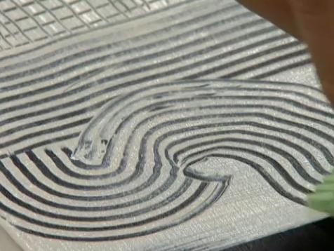 Como fazer desenhos com texturas