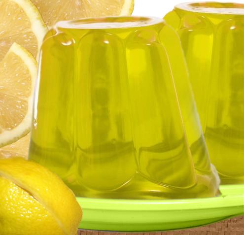 Еще один рецепт лимонного желе