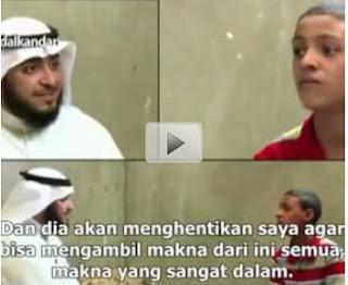 Penghafal al-Quran tapi buta