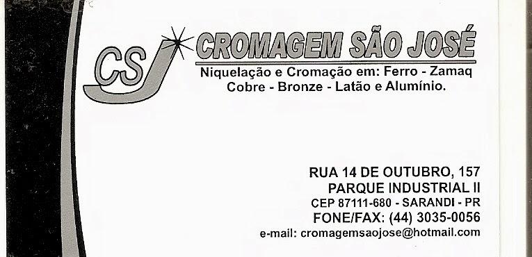 Cromagem São José
