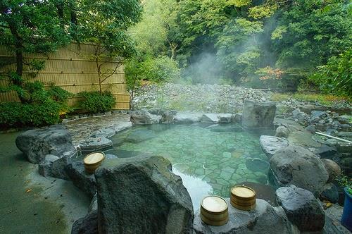 Baños Japoneses Tradicionales:Los Ryokan Hoteles tradicionales japoneses