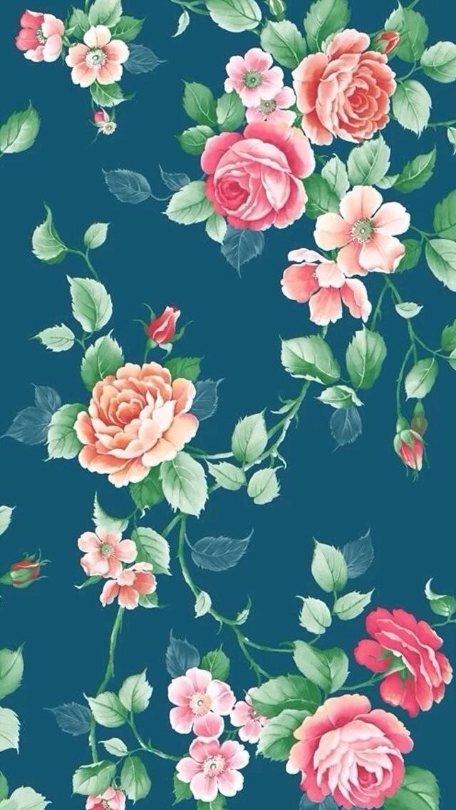 обои на айфон 5s цветы № 56761 загрузить
