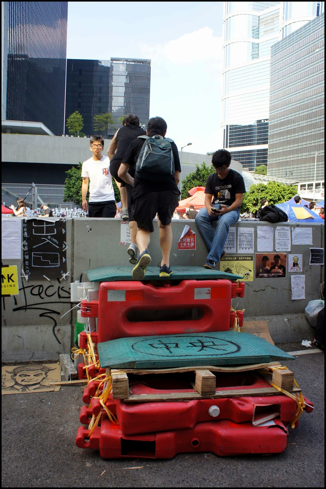 Umbrella Movement