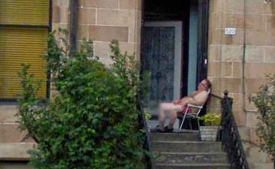 10 Gambar Pelik yang Dirakam Google Street View