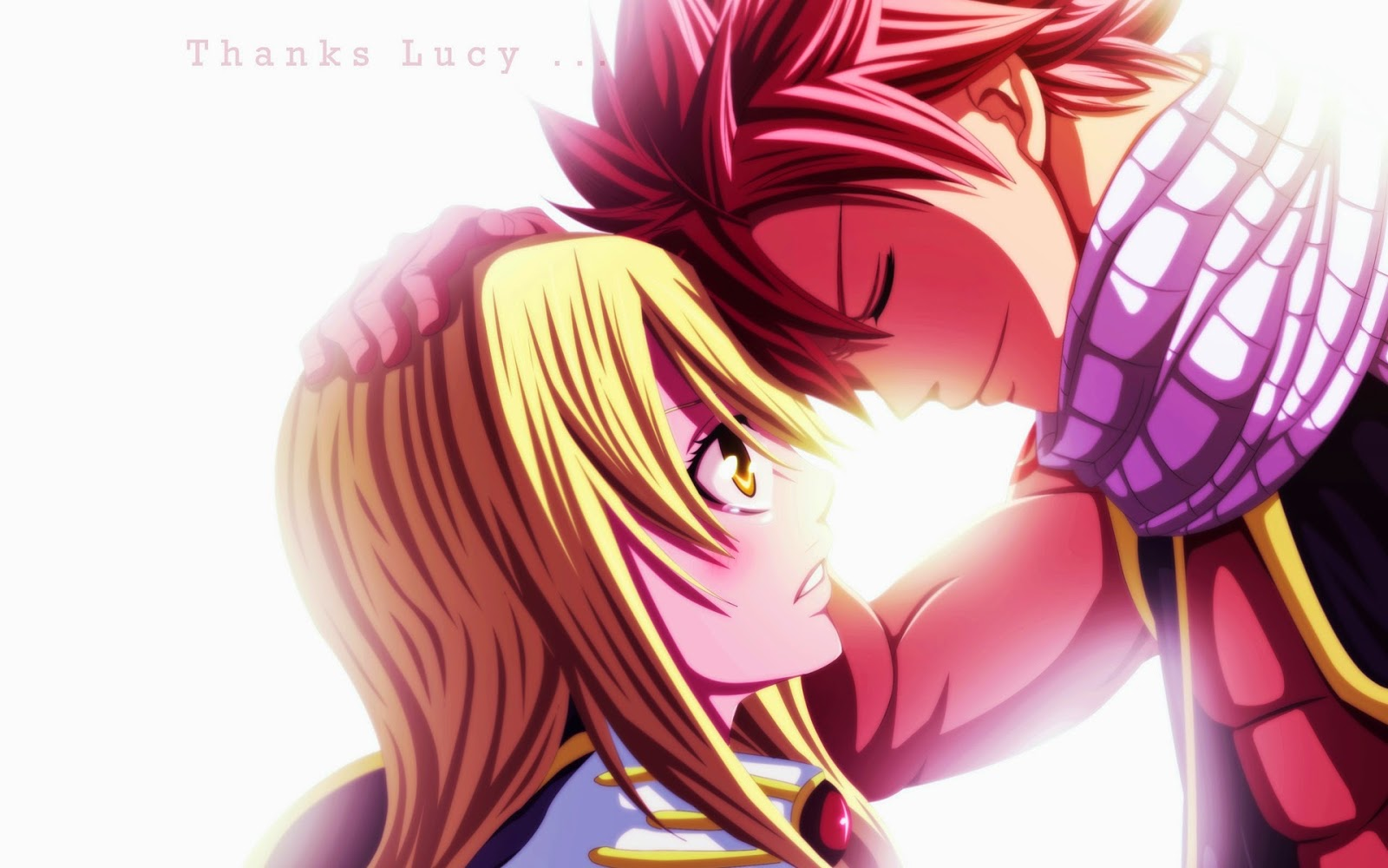 Anime fairytail - Fairy tail natsu x lucy ...