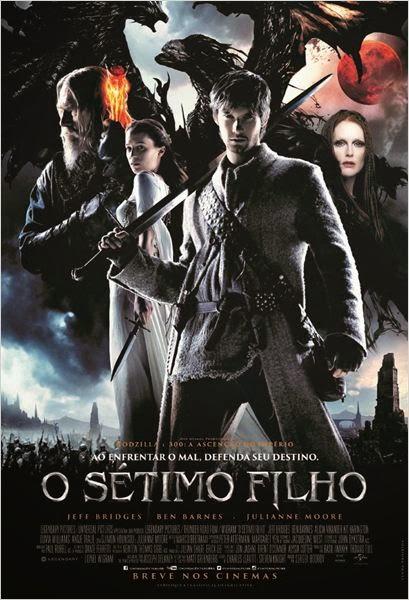 O Sétimo Filho – Dublado (2014)