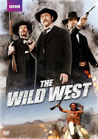 BBC THE WILD WEST DVD Cover